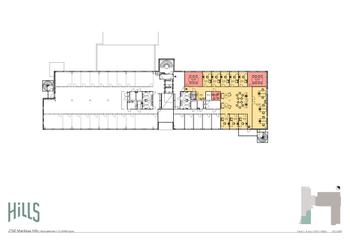 Klovinpellontie 1-3, 351 m2 torni 2, 4. krs.