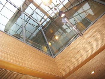 Tuulikuja 2 sisä katto+ikkuna
