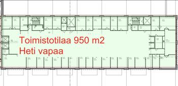 Rajatorpantie 8 A-talo tsto 950m2 5.krs