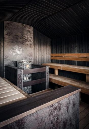 Työpajankatu 13 sisä sauna