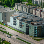 Bertel Jungin aukio 1, Espoo