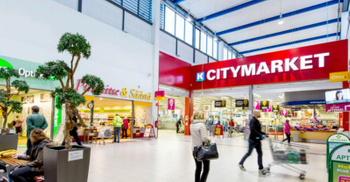 Elotie 1 sisä Citymarket