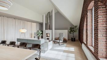 Meritullinkatu 1 lounge