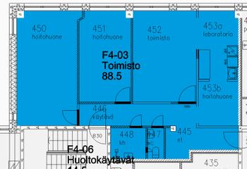 Asemakatu 22-24,Kuopio 88m2 4.krs