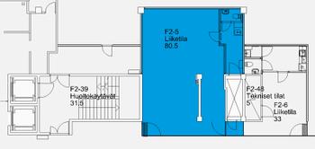 Malminkaari 13-19,Hki 80m2 2.krs lh