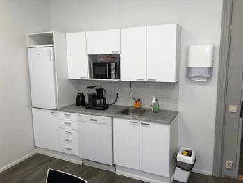 Hämeenkatu 22 keittiö 256 m2