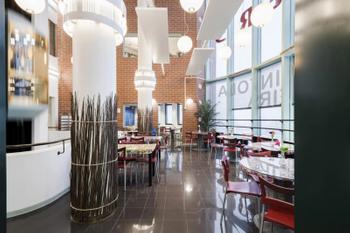 Hermannin rantatie 10 ravintola