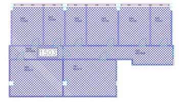 Lämmittäjänkatu 2, Hki 573,5m2 pohjakuvaa