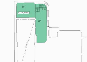 Eteläranta 14,hki 210m2 tsto-varasto 1,5krs.