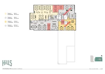 Klovinpellontie 1-3, Torni 1, 6. krs 2 (ID 1178187)