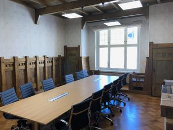 Hämeenkatu 22 neuvottelutila, 256 m2