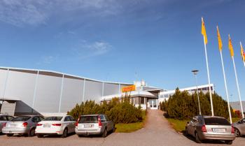 Ovakonkatu 2, Turku julkisivu