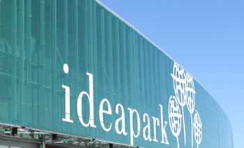 Ideapark Lempäälä visiiri
