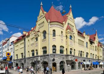 Kuninkaankatu 21 Tampere Tirkkosen talo julkisivu1