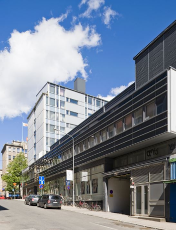 Hämeenkatu 11 Tampere julkisivu4