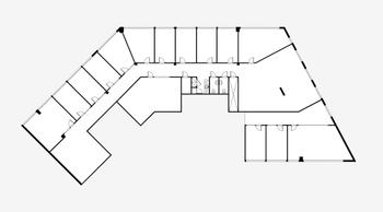 Hatanpään valtatie 24,Tpre _2krs 435 m2 pohjakuva
