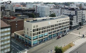 Asemakatu 22-24,Kuopio julkisivua