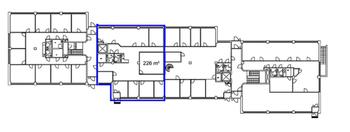 Malmin Kauppatie 8 katutaso 226m2 pohja