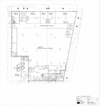 Mustalahdenkatu 2, 53,5m2 lh Vuosaaren pohjoinen ostoskeskus pohjakuva_1