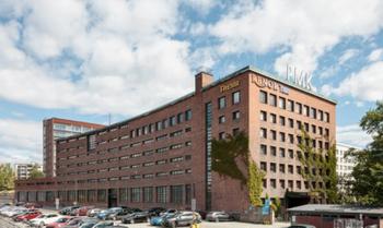 Erkkilänkatu 11 Tampere julkisivu
