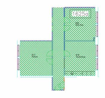 Kuortaneenkatu 7, Hki 673m2 pohjakuvaa