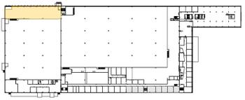 Ruosilantie 14 2. krs. 430m2 sijainti kerroksessa