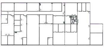 Nuutisarankatu 35 1krs 100-1100 m2 pohjakuva