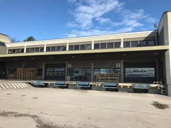 Niittyvillankuja 3, Vantaa lastauslaituri