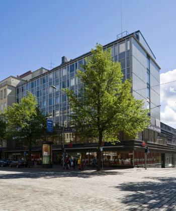 Hämeenkatu 11 Tampere julkisivu